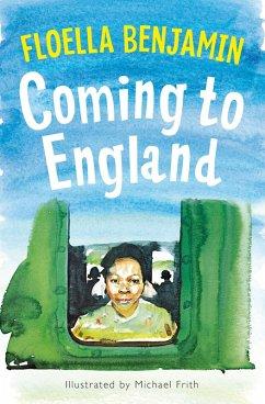 Coming to England (eBook, ePUB) - Benjamin, Floella