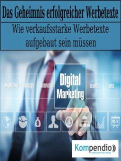 Das Geheimnis erfolgreicher Werbetexte (eBook, ePUB) - Dallmann, Alessandro