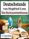 Deutschstunde von Siegfried Lenz (eBook, ePUB)