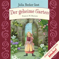 Der geheime Garten (MP3-Download) - Burnett, Frances H.