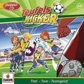 Das Wunder von Bert! / Teufelskicker Hörspiel Bd.64 (1 Audio-CD)