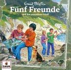 Fünf Freunde und das versunkene Schiff, 1 Audio-CD