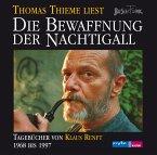Die Bewaffnung der Nachtigall, Audio-CD