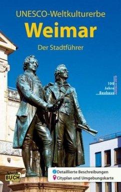 Weimar - Der Stadtführer - Knape, Wolfgang