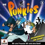 Die Punkies - Gitarrendieb on tour!, 1 Audio-CD