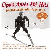 Opa'S Apres Ski Hits-Hütten-Klassiker 1938-1962