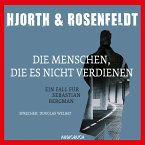 Die Menschen, die es nicht verdienen / Sebastian Bergman Bd.5 (MP3-Download)