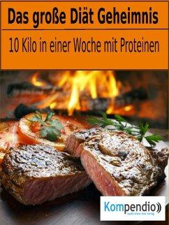 Das grosse Diät Geheimnis! (eBook, ePUB) - Dallmann, Alessandro