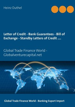 Letter of Credit - Bank Guarantees - Bill of Exchange (Draft) in Letters of Credit