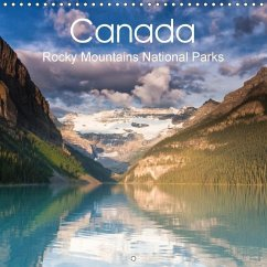 Canada Rocky Mountains National Parks 2017