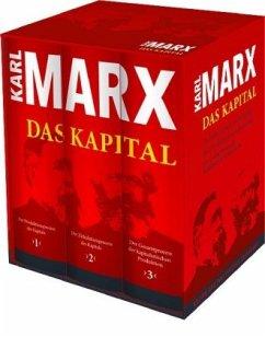 Das Kapital (Vollständige Gesamtausgabe) - Marx, Karl