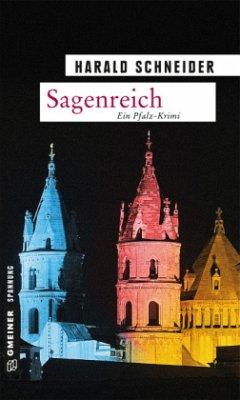 Sagenreich (Mängelexemplar) - Schneider, Harald