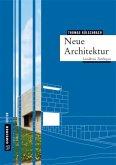 Neue Architektur (Mängelexemplar)