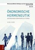 Ökonomische Hermeneutik (eBook, PDF)