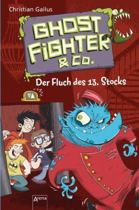 Buch-Reihe Ghostfighter & Co. von Christian Gailus