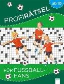 Profirätsel für Fußballfans (Mängelexemplar)