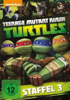 Teenage Mutant Ninja Turtles - Staffel 3 DVD-Box - Keine Informationen