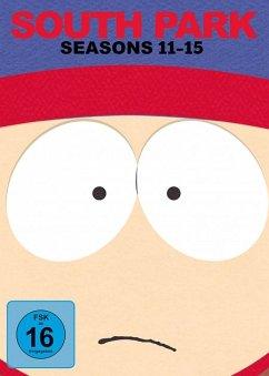 South Park - Season 11-15 DVD-Box - Keine Informationen