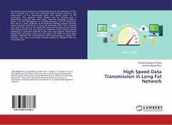 High Speed Data Transmission in Long Fat Network