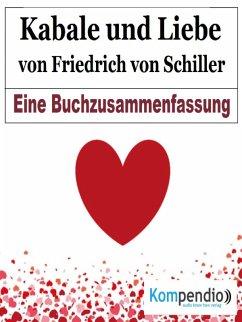 Kabale und Liebe von Friedrich von Schiller (eBook, ePUB) - Dallmann, Alessandro