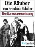 Die Räuber von Friedrich Schiller (eBook, ePUB)