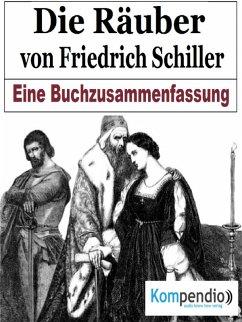 Die Räuber von Friedrich Schiller (eBook, ePUB) - Dallmann, Alessandro