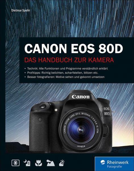 Canon EOS 80D (eBook, PDF)