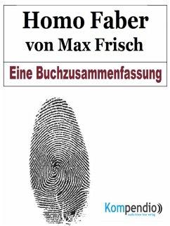 Homo Faber von Max Frisch (eBook, ePUB) - Dallmann, Alessandro