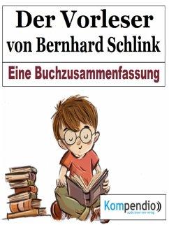 Der Vorleser von Bernhard Schlink (eBook, ePUB) - Dallmann, Alessandro