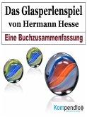 Das Glasperlenspiel von Hermann Hesse (eBook, ePUB)