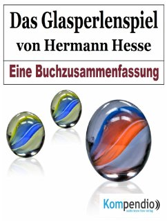 Das Glasperlenspiel von Hermann Hesse (eBook, ePUB) - Dallmann, Alessandro