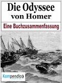 Die Odyssee von Homer (eBook, ePUB)