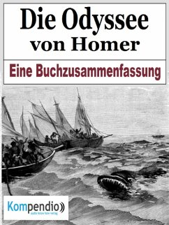 Die Odyssee von Homer (eBook, ePUB) - Dallmann, Alessandro
