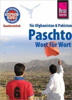 Reise Know-How Sprachführer Paschto für Afghanistan und Pakistan - Wort für Wort - Bauer, Erhard