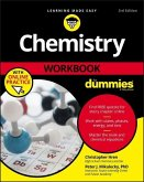 Chemistry Workbook for Dummies with Online Practice