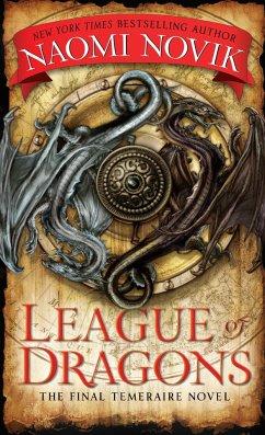 League of Dragons - Novik, Naomi
