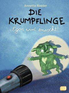 Egon wird erwischt! / Die Krumpflinge Bd.2 (Mängelexemplar) - Roeder, Annette