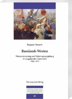 Russlands Westen - Beuerle, Benjamin