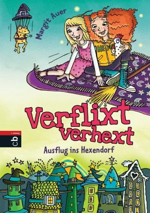 Buch-Reihe Verflixt verhext von Margit Auer