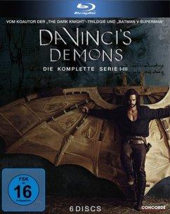 Da Vinci's Demons - Die komplette Serie Bluray Box