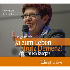 Ja zum Leben trotz Demenz! (MP3-Download) - Rohra, Helga