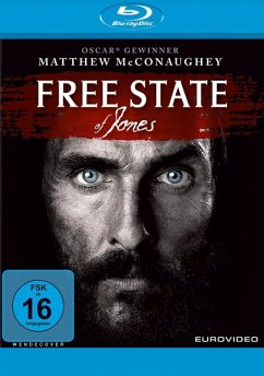Free State of Jones - Mcconaughey,Matthew/Mbatha-Raw,Gugu
