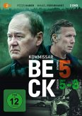 Kommissar Beck - Staffel 5, Episode 5-8 (2 Discs)