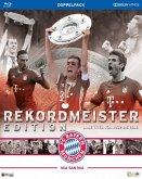 FC Bayern München - Rekordmeister Edition - 2 Disc Bluray