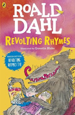 Revolting Rhymes (eBook, ePUB) - Dahl, Roald