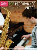 Pop Performance Pieces: Alto Saxophone & Piano