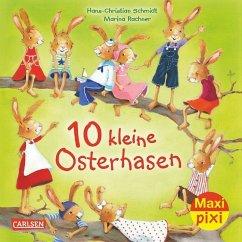 10 kleine Osterhasen - Schmidt, Hans-Christian