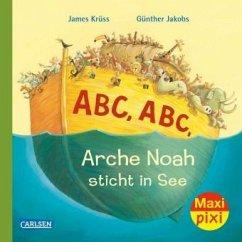 ABC, ABC, Arche Noah sticht in See - Krüss, James