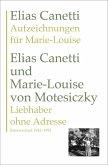Aufzeichnungen für Marie-Louise UND Liebhaber ohne Adresse (eBook, ePUB)