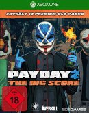 Payday 2 / Pay Day 2 - The Big Score (inkl. 10 Premium DLC)